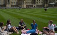 Por primera vez, el Palacio de Buckingham permite la entrada a visitantes a sus jardines