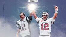 Tom Brady impuso una nueva marca