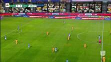 Resumen del partido Tigres vs León
