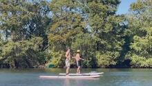 """Advierten sobre presencia de """"alga tóxica"""" en los lagos de Austin"""