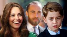 El príncipe George es idéntico a su tío James Middleton y tomó 7 años saberlo porque había algo oculto