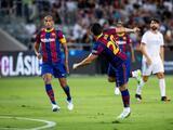 El Real Madrid vence al Barcelona en emotivo duelo de veteranos celebrado en Israel