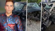 Emir Pabón confirma demanda tras accidente: investigan si chofer iba drogado