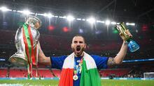 """Bonucci tras proclamarse campeón: """"Italia ha dado una lección"""""""