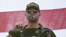 Enrique Tarrio, el líder de los Proud Boys, es sentenciado a más de 5 meses en prisión