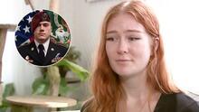 """""""No fue suficiente tiempo"""": habla viuda de soldado de 23 años fallecido en el atentado de Kabul"""