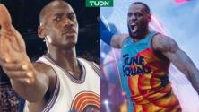 ¡Aparecerá Michael Jordan en Space Jam 2!