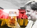 """De ser """"la chica"""" a la mujer más poderosa del mundo: la impresionante carrera de Angela Merkel"""