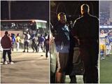 Peleas masivas, balaceras y aficionados golpeando a futbolistas: la caótica visita del Cruz Azul a San José