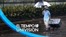 Saca el paraguas y prepárate para una tarde de viernes con probabilidad de lluvias en Houston