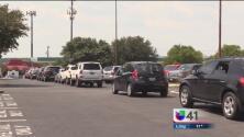 Continúa el caos por conseguir gasolina en San Antonio