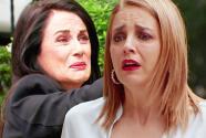 El Color de la Pasión - Milagros buscó a Rebeca para asesinarla frente a Nora - Escena del día