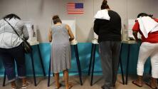 El número de votantes hispanos tendrá un nuevo récord en las elecciones de 2020, según un estudio