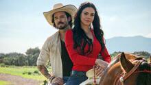 José Ron y Livia Brito cuentan cómo han superado sus miedos al tener que montar a caballo en La Desalmada