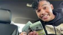 Joven hispano recauda más de 90 mil dólares en TikTok para donarlos a vendedores ambulantes en California