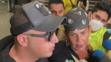 Niurka Marcos aclara si estaba enterada del cáncer que le fue diagnosticado a su ex Bobby Larios