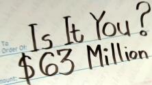 ¿Quién será el ganador de los $63 millones de dólares?