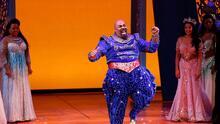 Cancelan la función de 'Aladdin' de Broadway una noche después de su reapertura por covid-19