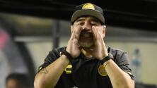 Diego Maradona se autodescarta de dirigir al Tri y revela un plan a mediano plazo con Dorados