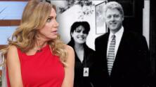 Lili cree que Bill Clinton le debe una disculpa a Mónica Lewinsky por el escándalo que la marcó