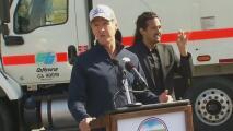 """""""Hay que embellecer las calles"""": Gobernador Gavin Newsom lanza oficialmente la campaña 'California Limpia'"""