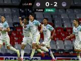 Resumen   Mazatlán sorprende y vence 0-2 a Cruz Azul
