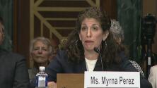 Myrna Pérez se convierte en juez de la Corte de Apelaciones del segundo distrito