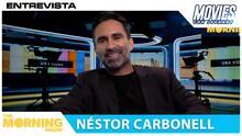 Néstor Carbonell revela que The Morning Show tuvo que cambiar su historia debido a COVID