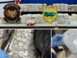 Agentes de FURA incautan millonario cargamento de cocaína en la costa de Manatí