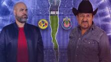 """""""Esto ya se puso muy denso"""": El Pelón y El Feo se atacan mientras tratan de decidir qué apostar para el América-Chivas"""