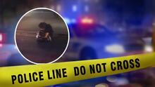 """(Advertencia, imágenes fuertes) """"No me dejes sola"""": Madre recoge el cadáver de su hijo y llora tras accidente"""