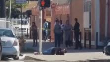 Una mujer muere y otra más resulta herida en un tiroteo registrado en el sur de Los Ángeles
