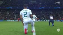 Resumen del partido Paris Saint-Germain vs Manchester City