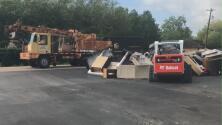 Recolección de escombros en Houston podría tardar varias semanas