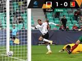 Alemania ganó el título de la Euro Sub-21 con un solitario gol de Nmecha