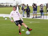 Inter Miami CF inicia nuevamente entrenamientos voluntarios en grupo reducidos