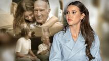 Muere el abuelo de Paulina Goto, 5 meses después que su papá