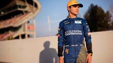 Lando Norris fue renovado por la escudería McLaren
