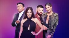 Giselle Blondet, Jomari Goyso, Daniella Álvarez y Adal Ramones serán los jueces Nuestra Belleza Latina 2021