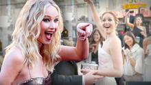 Jennifer Lawrence como nunca antes la habías visto