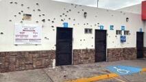 En video: dramáticos momentos fueron registrados durante una misa por un tiroteo en Sonora