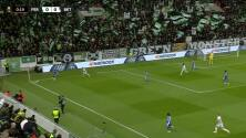 Resumen del partido Ferencvárosi TC vs Real Betis
