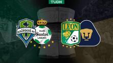 ¿Cuándo y a qué hora se juegan las Semifinales de la Leagues Cup 2021?