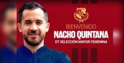 Mexicano Nacho Quintana dirigirá a la selección femenina de Panamá