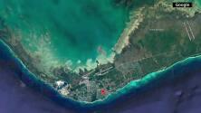 Esta toma aérea muestra imágenes impresionantes de Bahamas antes y después de Dorian