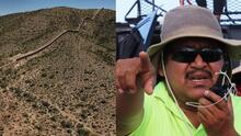 Ely Ortiz perdió un hermano en el desierto y ahora rescata migrantes perdidos en la frontera