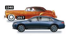 La historia del Lincoln Continental: una leyenda americana