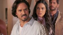 La Desalmada - Rafael le aseguró a Fernanda que para él está muerta tras pelearse con César por ella - Escena del día