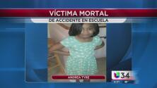 Autopsia reveló que niña murió por asfixia