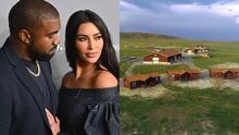 Kanye West vende en 11 millones el rancho en Wyoming, su refugio ante la crisis matrimonial